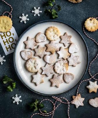 slastni božični keksi