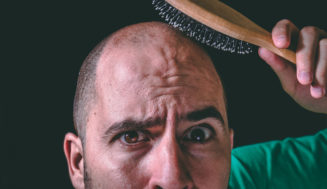 Kako zaustaviti izpadanje las?