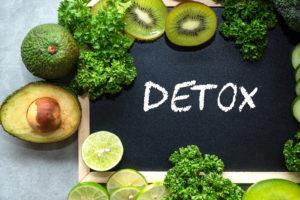 detox telesa