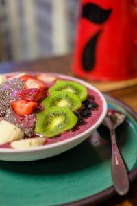 krožnik zdrave prehrane